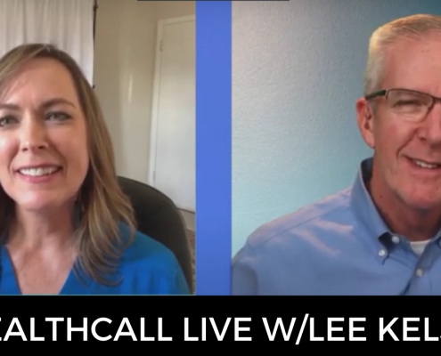 Book Interview: HealthCALL LIVE with Lee Kelso